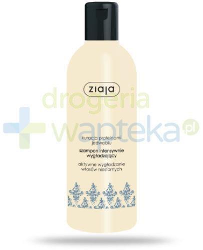 Ziaja Intensywne Wygładzanie szampon jedwab 300 ml