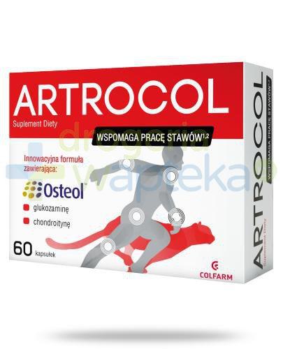 Artrocol 60 kapsułek