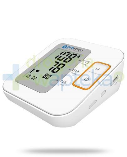 OroMed Oro-N2 Basic automatyczny cyfrowy ciśnieniomierz naramienny 1 sztuka