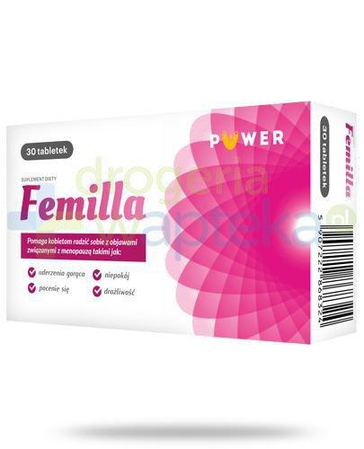 Puwer Femilla 30 kapsułek