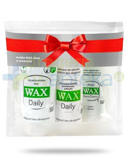 Pilomax WAX, zestaw do włosów cienkich [ZESTAW]