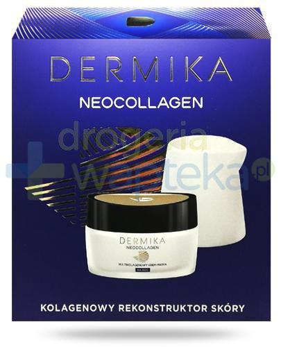 Dermika Neocollagen, kolagenowy rekonstruktor skóry [ZESTAW]
