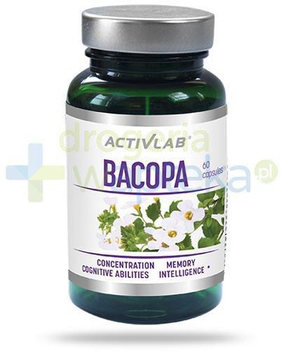 Bacopa ActivLab Pharma 60 kapsułek