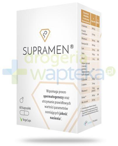 SupraMen 60 kapsułek
