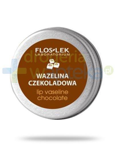 Flo-Lek Lip Care wazelina kosmetyczna do ust czekoladowa 15 g