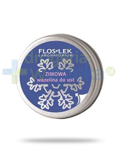 Flos-Lek Winter Care zimowa wazelina do ust 15 g