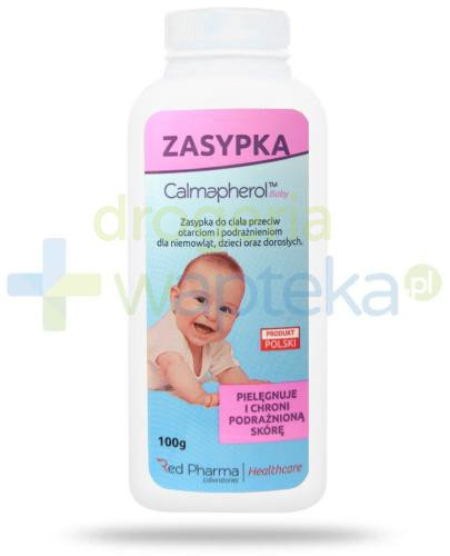 Calmapherol Baby zasypka dla dzieci 100 g