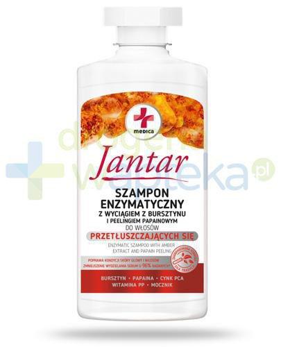 Farmona Jantar Medica szampon enzymatyczny z wyciągiem z bursztynu i peelingiem papainowy...