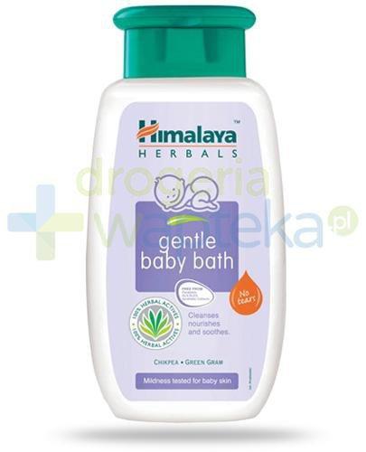 Himalaya Gentle Baby Bath delikatny płyn do kąpieli dla dzieci 200 ml