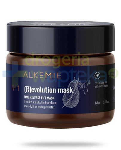Alkemie No.1 Anti-Age (R)evolution mask, maska liftingująco-odmładzająca 60 ml [DARMOW...
