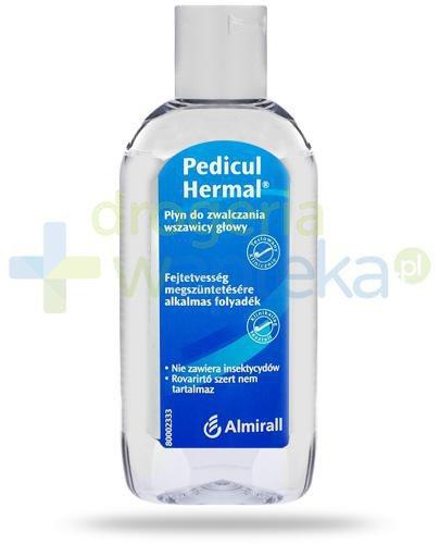 Pedicul-Hermal płyn do zwalczania wszawicy głowy 100 ml