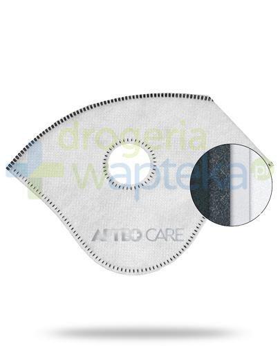 Apteo Care FFP1 NR dedykowany filtr do masek antysmogowych 1 sztuka
