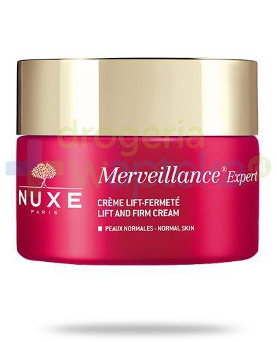 Nuxe Merveillance Expert krem liftingujący i ujędrniający do skóry normalnej 50 ml