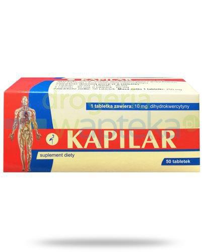 Alter Medica Kapilar 50 tabletek