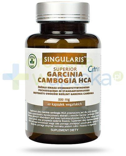 Singularis Superior Garcinia Cambogia HCA 500mg 60 kapsułek
