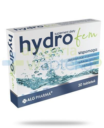 Alg Pharma HydroFem 30 tabletek