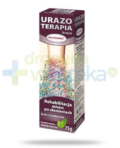 Nes Pharma Urazo Terapia krem z żywokostem na miejsca pozłamaniach 75 g