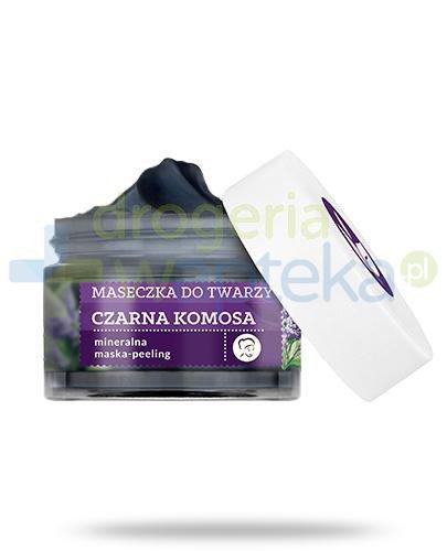 Farmona Herbal Care Czarna Komosa z glinką ghassoul oczyszczająco-detoksykująca maseczk...