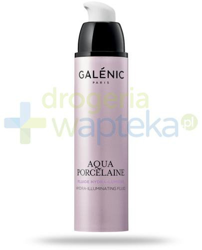 Galenic Aqua Porcelain Fluid nawilżająco-rozjaśniający koloryt skóry 50 ml