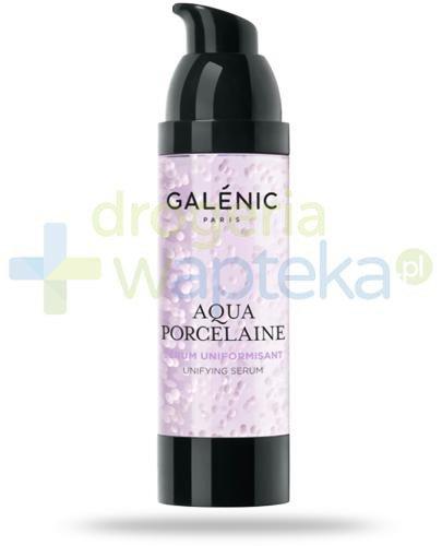 Galenic Aqua Porcelain Serum ujednolicające koloryt skóry 30 ml