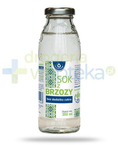 Oleofarm sok z brzozy bez dodatku cukru, płyn 300 ml