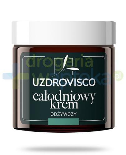 UzdroVisco Całodniowy krem odżywczy – rokitnik i olej z moreli 50 ml