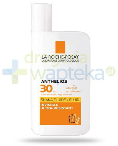 La Roche Anthelios SPF30 Shaka Fluid lekki fluid do twarzy 50 ml