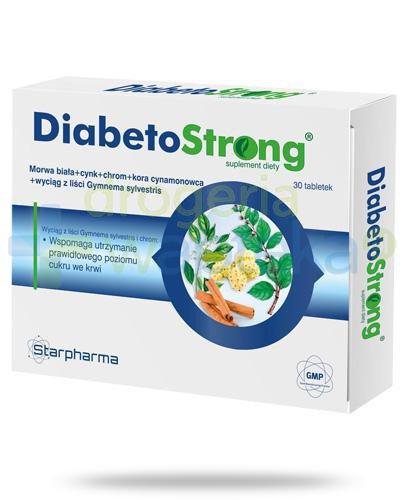 Starpharma DiabetoStrong 30 tabletek