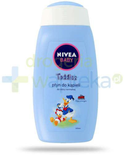 Nivea Baby Toddies płyn do kąpieli skóra normalna 500 ml