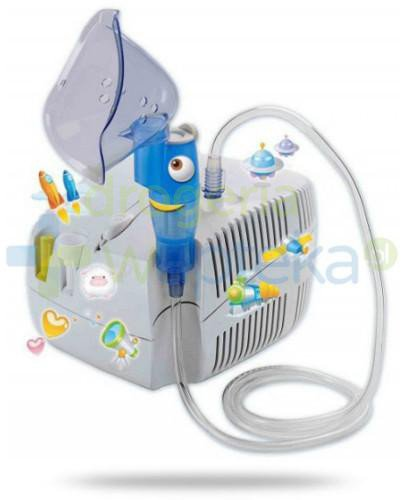 Med2000 CX Aero Kid inhalator dla dzieci i niemowląt 1 sztuka