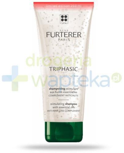 Rene Furterer Triphasic szampon stymulujący z olejkami eterycznymi 250 ml