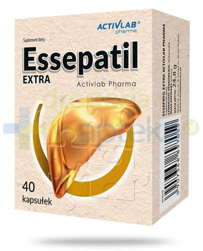 ActivLab Essepatil Extra 40 kapsułek
