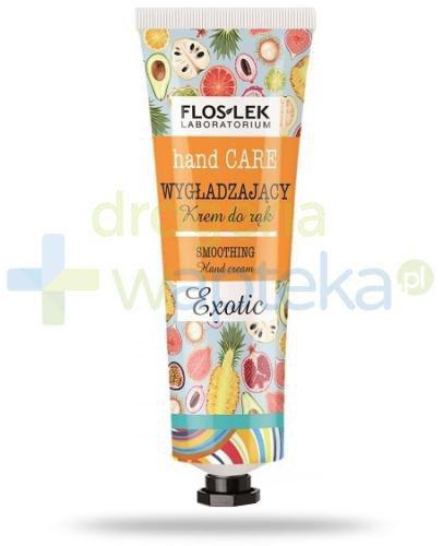 Flos-Lek Hand Care wygładzający krem do rąk exotic 50 ml