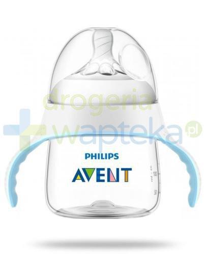 Avent Philips Natural kubek treningowy 150 ml ze smoczkiem o średnim wypływie 4m+ [SC...