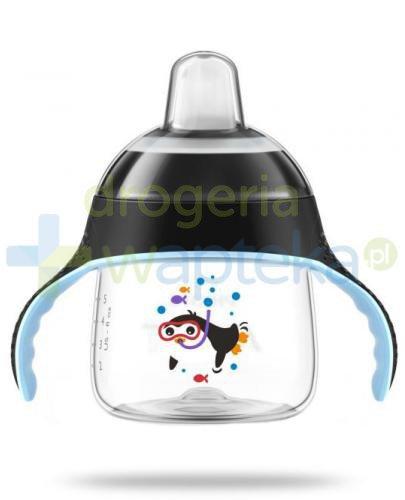 Avent Philips kubek niekapek z ustnikiem 200 ml picie bez rozlewania 6m+ [SCF751/03]  whited-out