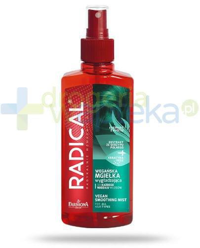 Farmona Radical wegańska mgiełka wygładzająca do włosów 200 ml