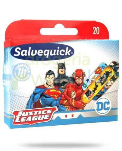 Salvequick Justice League plastry 20 sztuk