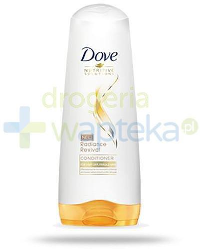 Dove Nutritive Solutions Radiance Revival odżywka do włosów 200 ml