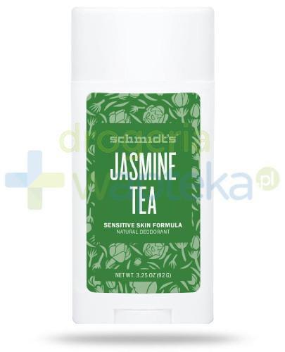 Schmidt's Naturals Jasmine Tea dezodorant w sztyfcie 75 g