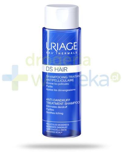 Uriage Ds Hair szampon przeciwłupieżowy 200 ml