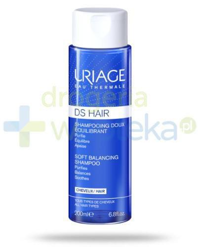 Uriage Ds Hair szampon regulujący 200 ml