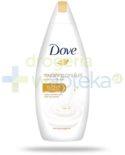 Dove Nourishing Care & Oil żel pod prysznic 500 ml