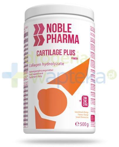Noble Pharma Cartilage Plus pomarańcza 500 g