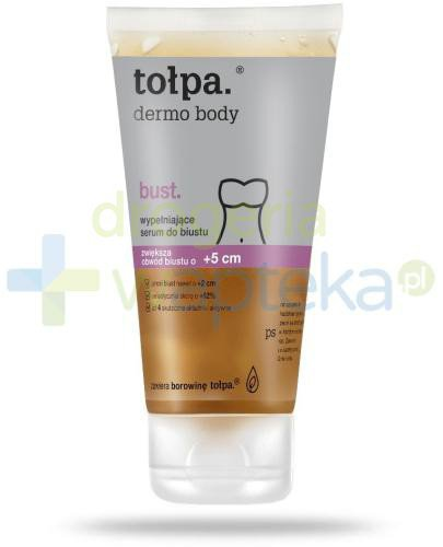 Tołpa Dermo Body Bust wypełniające serum do biustu 150 ml  whited-out