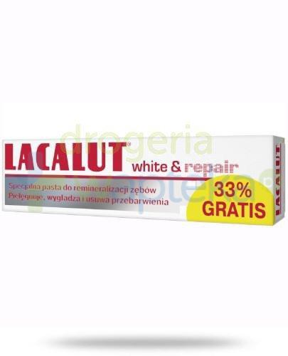Lacalut White & Repair 33% GRATIS 100 ml