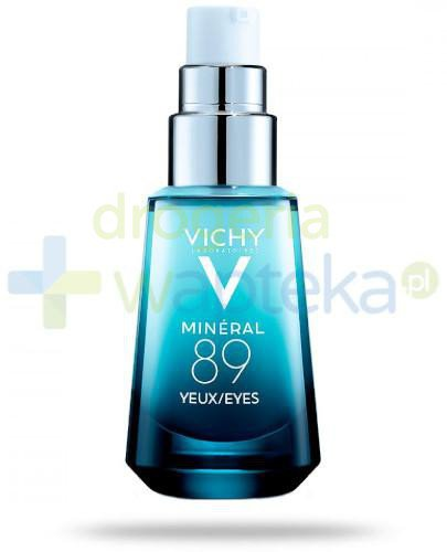 Vichy Mineral 89 krem pod oczy 15 ml