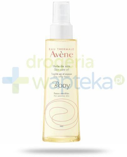 Avene Body olejek pielęgnacyjny do ciała 100 ml