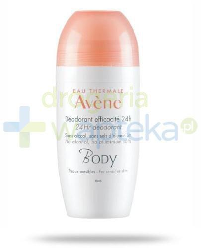Avene Body dezodorant 24h w kulce 50 ml