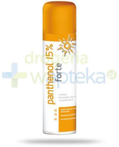 Panthenol 15% forte pianka 150 ml