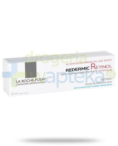 La Roche Posay Redermic Retinol intensywna przeciwzmarszczkowa kuracja pielęgnacyjna kre...